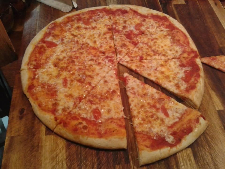 Pizza en oferta de abril 2017