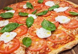 Pizza-Caprese