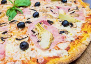 Pizza-Capriccio
