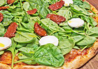 Pizza-Spinaci